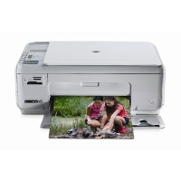 HP Photosmart C4380 All-in-One CC284C#ABJ