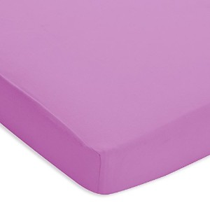 BreathableBaby Plush Sheet, Berry, Berry by BreathableBaby