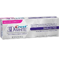 Crest 3D White Brilliance Toothpaste, Mesmerizing Mint 4.1 oz ( Pack of 3) [並行輸入品]