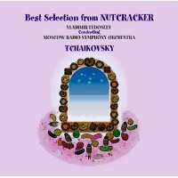 Best Selection from NUTCRACKER【バレエ用CD/バレエレッスンCD】