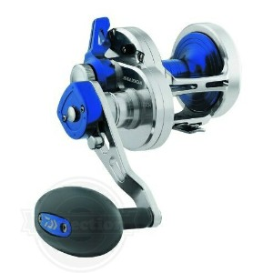 【Daiwa SALD40HS Saltiga ダイワ ソルティガ Lever Drag Hyper Speed Salt Water Reel】