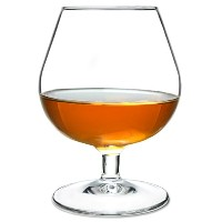 Arcoroc Degustation Cognac 250ml, without filling mark, 6 Glasses by Arcoroc