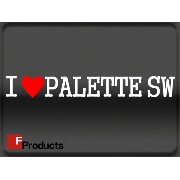 【Fproducts】アイラブステッカー/PALETTE SW/アイラブ パレットSW【02P29Aug16】