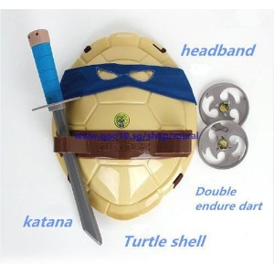 2016 New TMNT Teenage Mutant Ninja Turtles Weapons Toys TMNT Turtles Armor Shell Toy Movie Toys Kids