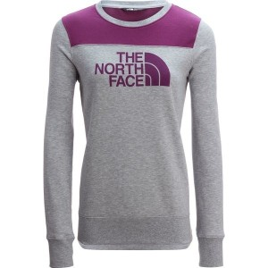 ノースフェイス レディース パーカ&スウェット アウター The North Face Half Dome Fleece Crew Pullover Sweatshirt - Women's Tnf...