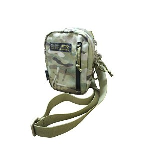 LINHA(リーニア) ATTACHMENT POUCH S TYPEII MSB-05N CAMO(カモ)