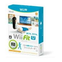 【Wエントリーでポイント8倍!+クーポン】【中古】[ACC][Wii]Wii Fit U フィットメーターセット 任天堂(WUP-Q-ASTJ)(20140201)【RCP】