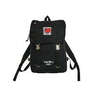 Keith Haring Bag Pack (3 Type) キース・ヘリング リュック バッグパック (Holding Heart)