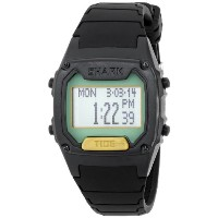 フリースタイル Freestyle Men's 103325 Shark Classic Tide Digital Display Japanese Quartz Black Watch ...