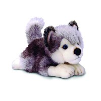 Storm Husky Soft Toy - 25cm Plush by Keel Toys
