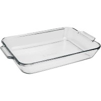 Fire King Anchor Hocking 9x13 3qt Glass Baking Dish Cooking Oven Bake 13x9 by Anchor Hocking