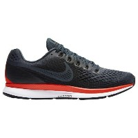 (取寄)ナイキ メンズ エア ズーム ペガサス 34 Nike Men's Air Zoom Pegasus 34 Blue Fox Black Bright Crimson White
