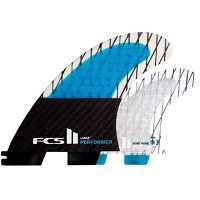 FCS2 PERFORMER PC CARBON SMALL QUAD FIN SETエフシーエス2 パフォーマンスコア クアッドフィンセット