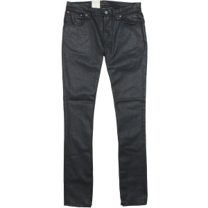 NUDIE JEANS / THIN FINN ORG BLACK 2 BLACK ヌーディージーンズ シンフィン