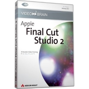 Final Cut Studio 2 - Videotraining (DVD-ROM)