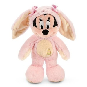 【Disney Minnie Mouse Easter Bunny???Plush Easter Honey Bunny???12? 】 b00jgwwmk4
