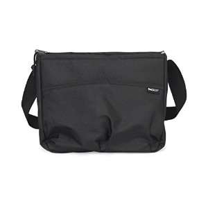PackIt Freezable Carryall Lunch Bag, Black by PackIt