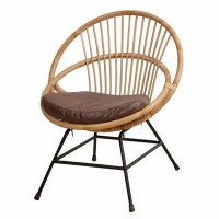 市場 Rattan Chair(steel) RC-2956NA