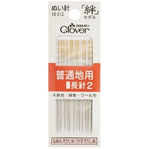 Clover 絆 きずな 普通地用長針2 R2 12本入り 18-012