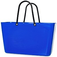 Hinza Reusable Grocery Toteバッグスウェーデンから Big 15 Liters/33# ブルー