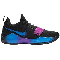"NIKE PG 1 ""Flip the Switch"" メンズ Black/Deep Royal/Photo Blue/Blue Fury ナイキ George, Paul ポール・ジョージ..."
