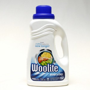 Wooolite ウーライト おしゃれ着用洗濯洗剤 液体  everyday  50oz 1.48L