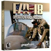 F/A 18 Operation Iraqi Freedom (Jewel Case) (輸入版)