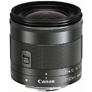 Canon 交換レンズ EF−M11−22mm F4−5.6 IS STM EF‐M11‐22ISSTM(送料無料)
