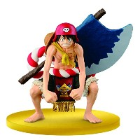 ワンピース SCultures BIG 造形王SPECIAL - ONE PIECE FILM GOLD - モンキー・D・ルフィ