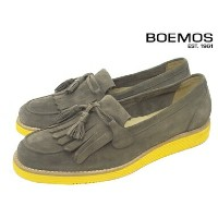 BOEMOS/ボエモス 4281 KARIBU (DARK GRAY) Made in Italy イタリア製