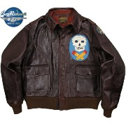 "BUZZ RICKSON'S/バズリクソンズ Jacket, Flying, Summer, type A-2 ""ROUGH WEAR CLOTHING CO."" CONTRACT NO...."