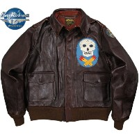 """BUZZ RICKSON'S/バズリクソンズ Jacket, Flying, Summer, type A-2 """"ROUGH WEAR CLOTHING CO."""" CONTRACT NO...."""