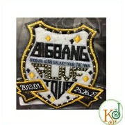 【K-POPCD・送料無料・クリアファイル・予約】 BIGBANG/限定エンブレム(Wappen)/BIGBANG ALIVE GALAXY TOUR:THE FINAL*国内発送・安心・迅速*^^...