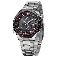 New Casual Stainless Steel Luxury Male Wrist Watch