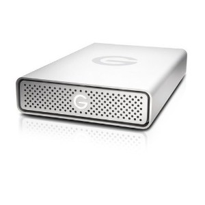 G-Technology G-DRIVE USB G1 10000GB Silver JP 0G05019