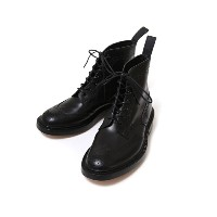 Tricker's[ トリッカーズ ] / 別注WING TIP BOOTS( トリッカーズ ウイングチップブーツ)(カントリー)(trickers)(5633) TM2508-01A-bjb...
