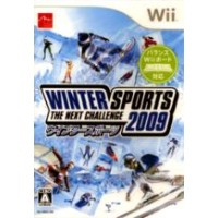 【中古】 WINTER SPORTS 2009 THE NEXT CHALLENGE /Wii 【中古】afb