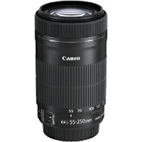 Canon 交換レンズ EF-S55-250mm F4-5.6 IS STM EF‐S55‐250ISSTM(送料無料)