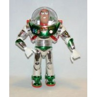 Toy Story トイストーリー バズライトイヤー レスキュー フィギュア Holiday Hero Talking Buzz Lightyear to the Rescue Figure