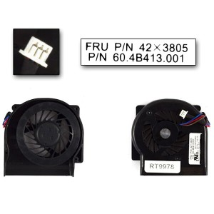 ●国内発送●IBM/Lenovo Thinkpad X60 X61 CPU FAN ファン FRU:42X3805