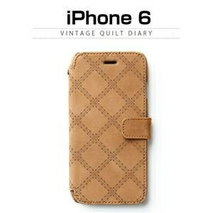 その他 ZENUS iPhone6 Vintage Quilt Diary ds-1823913