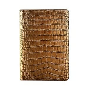 その他 GAZE iPad Mini 3 Gold Croco Diary ds-1823204