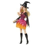 Barbie バービー ハロウィンパーティー Halloween Party Barbie Doll 2011