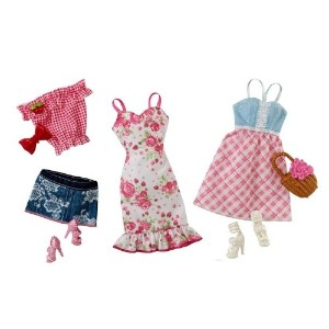Barbie バービー ファッショニスタ デイルック 着せ替え 洋服 Fashionistas Day Looks Clothes - Country Picnic Outfits