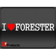【Fproducts】アイラブステッカー/FORESTER/アイラブ フォレスター【02P29Aug16】