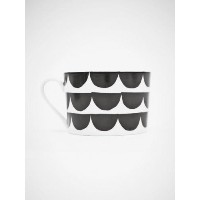HOUSE OF RYM | JUST MY CUP OF TEA | ティーカップ (black)【北欧 雑貨 食器】