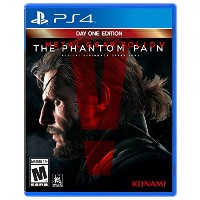 Metal Gear Solid V The Phantom Pain DAY ONE EDITION (輸入版: 北米) - PS4