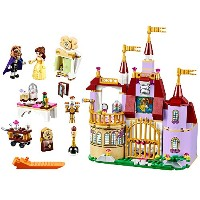 LEGO Disney Princess 41067 Belle's Enchanted Castle Building Kit (374 Piece) レゴ ディズニー プリンセス 美女と野獣...
