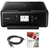 Canon SELPHY CP1300 Wireless Compact Photo Printer, ホワイト - バンドル With Canon KP-36IP カラー Ink/ペーパー セット...