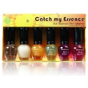 KLEANCOLOR Nail Lacquer Mini Collection - Catch my Essence - Nail Treatment - Catch My Essence (並行輸入品)